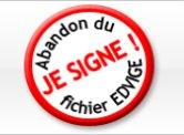 L'ANAS signe la pétition contre le fichier 'Edvige'