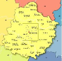Sarthe : Une nouvelle section ANAS...