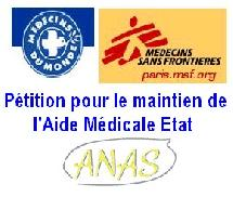 Droit à la santé pour tous : il ne faut pas supprimer l'AME