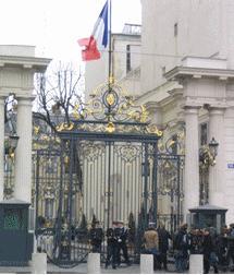 Communiqué suite à la rencontre avec M. N. Sarkozy