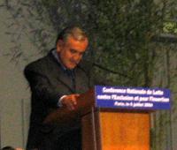 L'ANAS invitée à la conférence nationale de lutte contre l'exclusion
