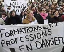 L'ANAS invite ses adhérents et sympathisants à se mobiliser le 3 février