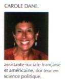 'Travailler avec les quartiers en difficulté' un livre de Carole Dane