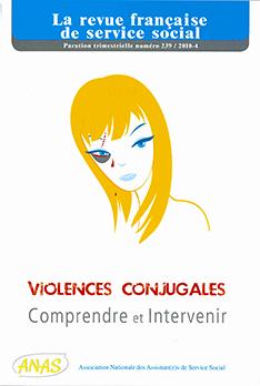 "RFSS N°239 : ""Violences Conjugales, Comprendre et Intervenir"""