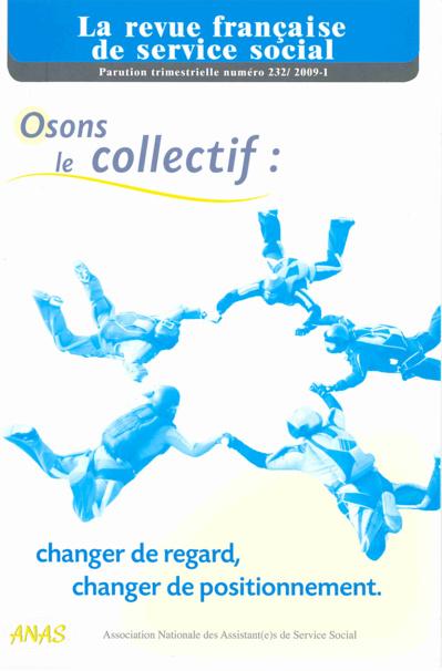"""RFSS N°232 : """"Osons le collectif : changer de regard, changer de positionnement"""""""