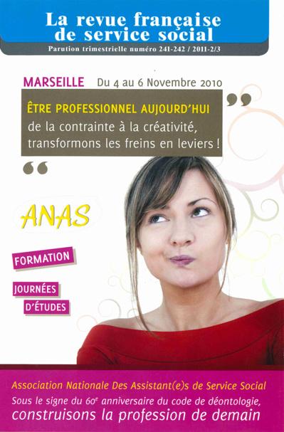 """RFSS N°241-242 : """"Etre professionnel aujourd'hui"""""""