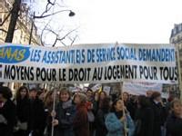Droit au logement : appel et soutien à la manifestation du 15 octobre à Paris