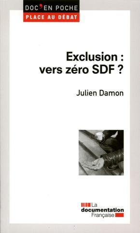 Exclusion: vers zéro SDF