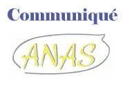 Rapport Benisti : Mise au point de l'ANAS