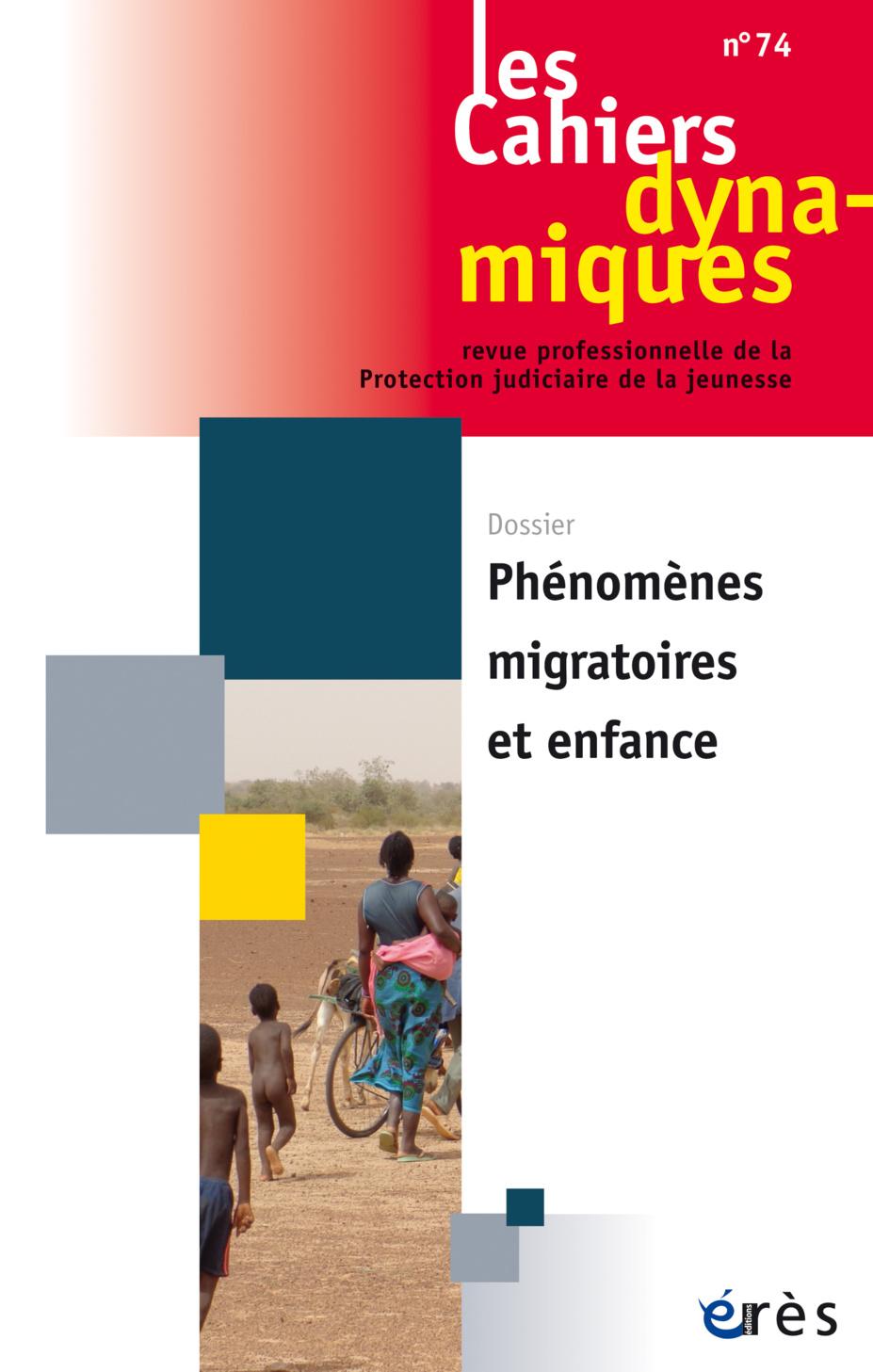 Phénomènes migratoires et enfance