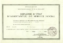 Assistant de Service Social : l'identité professionnelle en question