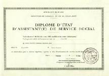 Assistant de Service Social : l'identité professionnelle en question