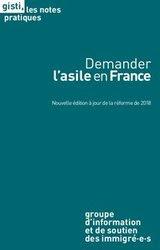 Demander l'asile en France
