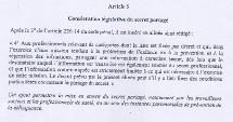 COMMUNIQUE DE PRESSE : « Dynamitage » concerté du Secret Professionnel/Médical (1) par Pascal CLEMENT et Nicolas SARKOZY