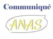 COMMUNIQUE DE L'ANAS suite à la rencontre le 5 mai 2006 avec le Ministre de l'Intérieur