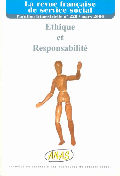 Ethique et Responsabilité