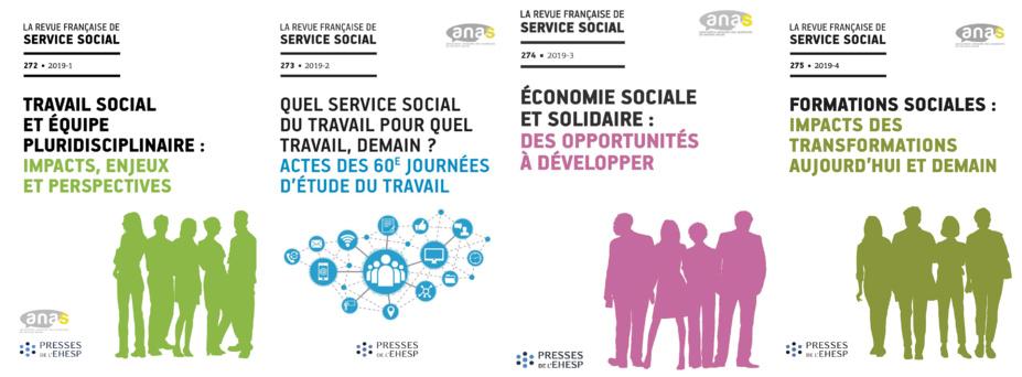 En 2020, (ré)abonnez-vous à la revue française de service social !