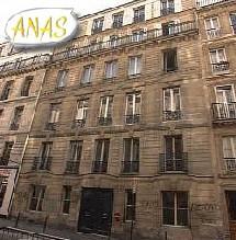 l'ANAS occupe le 2ème étage de cet immeuble