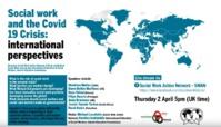 Le travail social et la crise du Covid-19 : Perspectives internationales