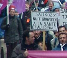 Les différents rendez-vous de la manifestation du 10 octobre contre le projet de loi