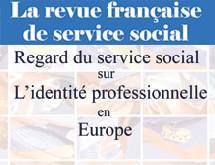 Identité professionnelle et regards sur la cohésion sociale en Europe