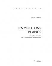 Les moutons blancs - Chloé Laborde