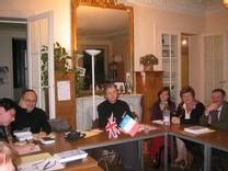 une partie de l'assitance lors de la rencontre dans les locaux de l'ANAS