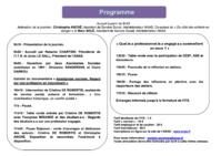 9 octobre 2021 - Journée d'étude de la section Pyrénées : Assistant.e de service social : combats passés, présents et à venir… Qu'en est-il aujourd'hui ?