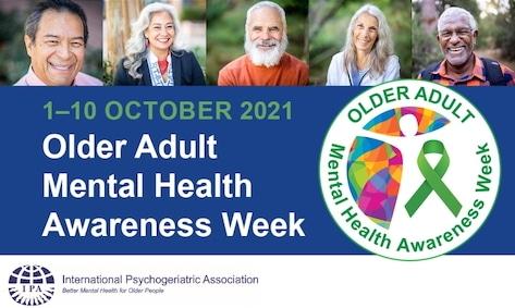 Semaine de sensibilisation à la santé mentale des personnes âgées