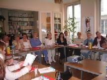Une délégation de 25 travailleurs sociaux russes à l'ANAS
