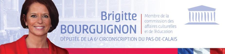 L'ANAS reçue par la députée Brigitte BOURGUIGNON
