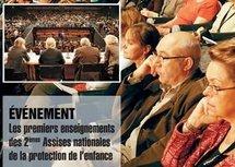 Intervention de Laurent Puech, Pt. de l'ANAS aux IIèmes Assises de la Protection de l'enfance organisées par l'ODAS