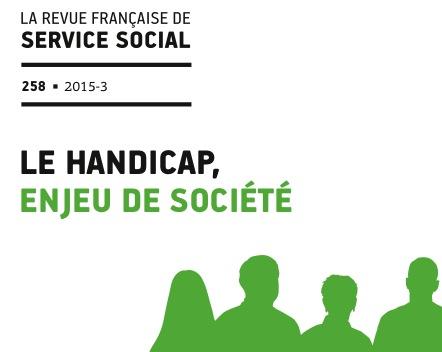 """RFSS n°258: """"Le handicap, enjeu de société."""""""