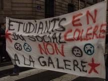Manifestation nationale des étudiants travailleurs sociaux le 13 mai à Paris : la position de l'ANAS