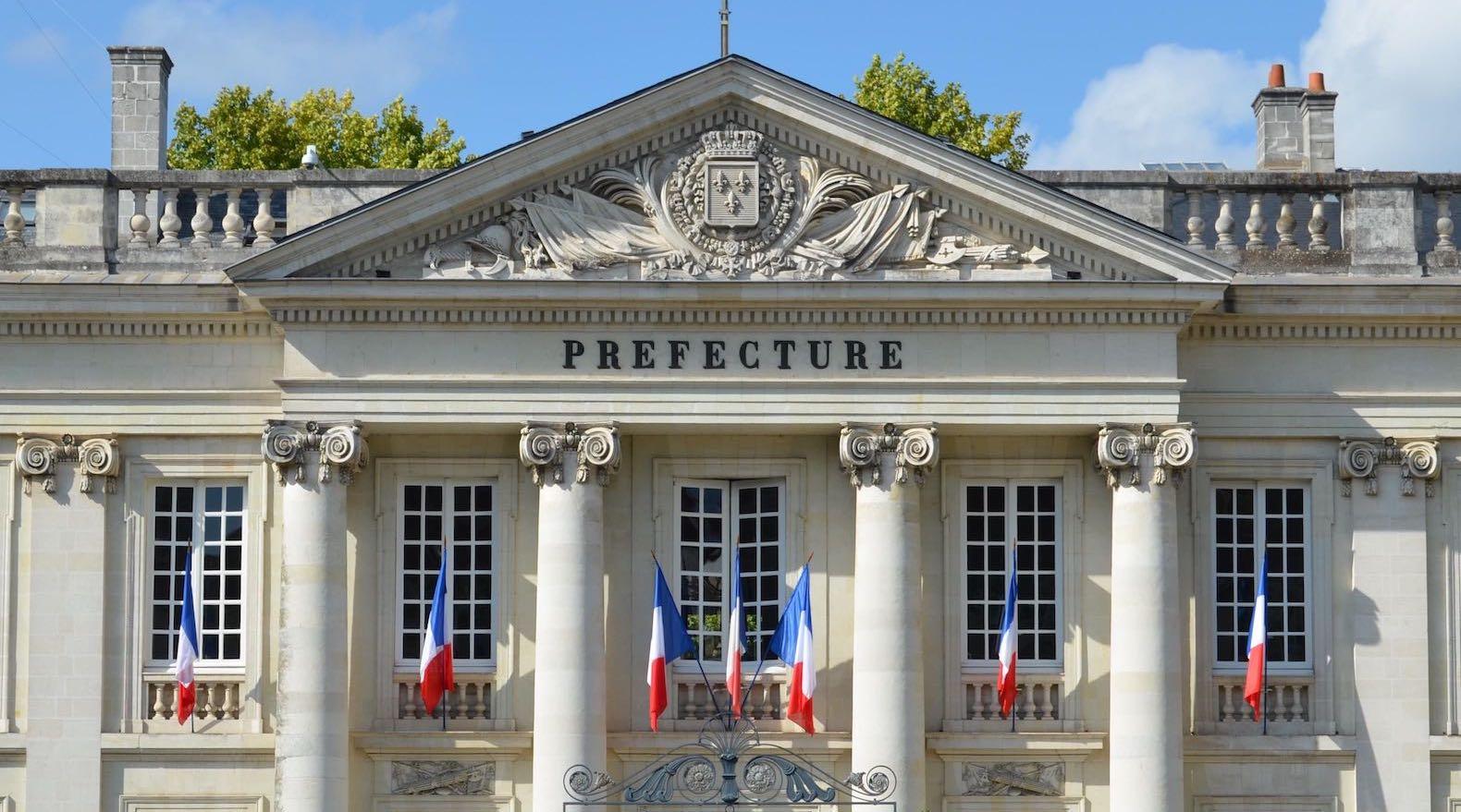 """Photo de l'Hôtel de préfecture de la Loire-Atlantique (utilisée à titre d'illustration uniquement). Crédit """"Selbymay"""" CC BY-SA 3.0 via Wikimedia Commons"""
