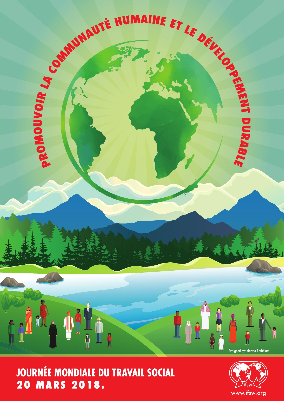 Journée mondiale du travail social le 20 mars 2018