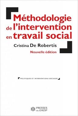 """Nouvelle parution de """"Méthodologie de l'intervention en travail social"""""""