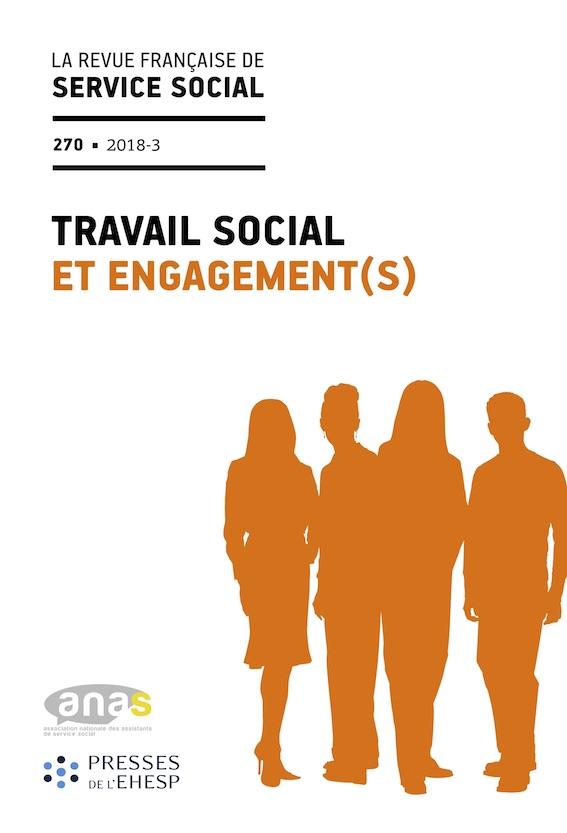 "RFSS N°270 : ""Travail social et engagement(s)"""