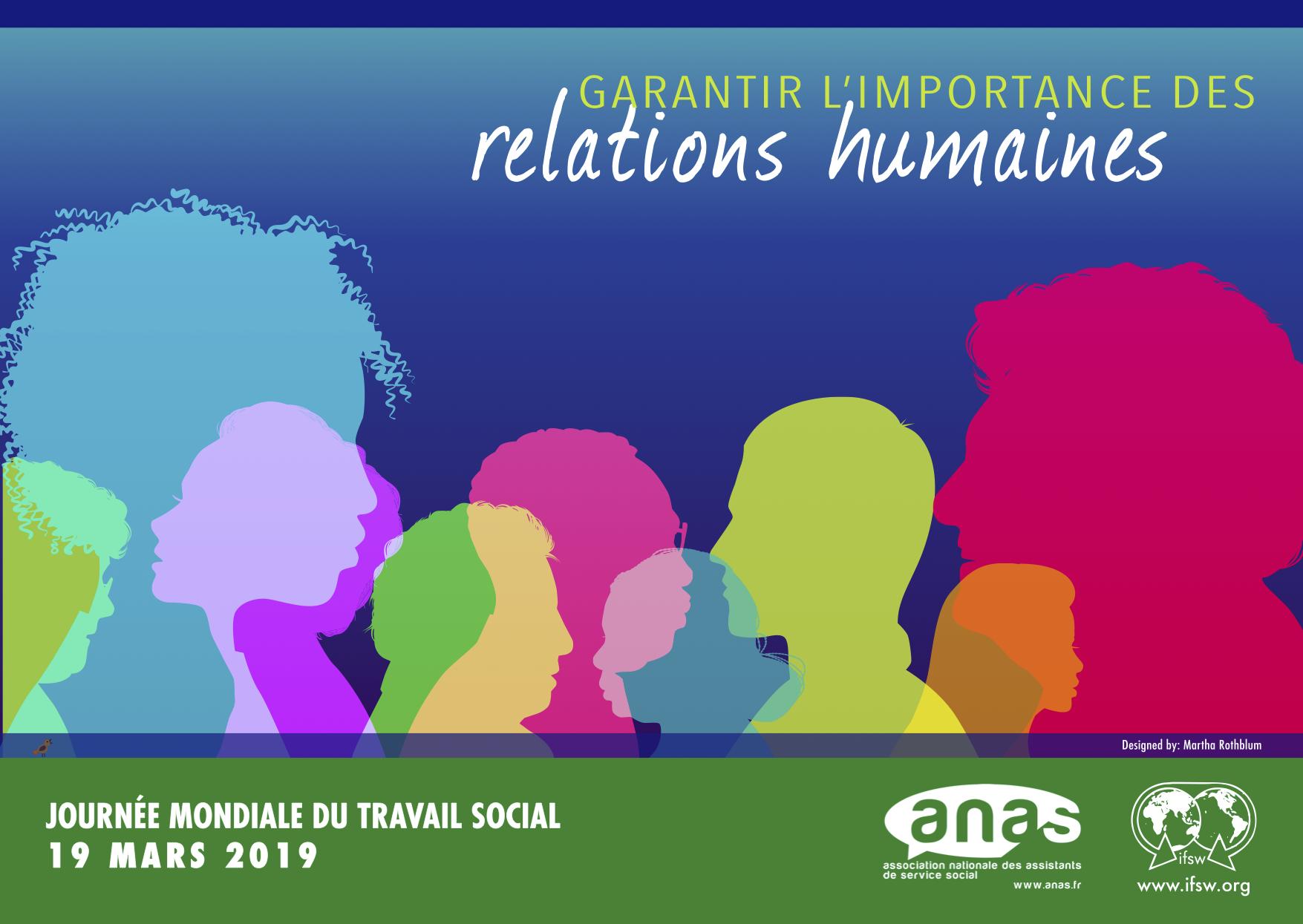 Journée Mondiale du Travail Social - 19 mars 2019