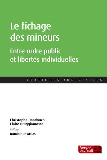 18/09/2019 - Paris - Débat / table ronde - Le fichage des mineurs, entre ordre public et libertés individuelles