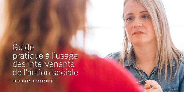 Un guide pratique à l'usage des intervenants de l'action sociale