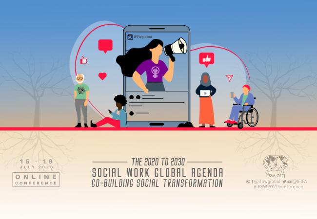 Conférence  2020 de l'IFSW - En ligne