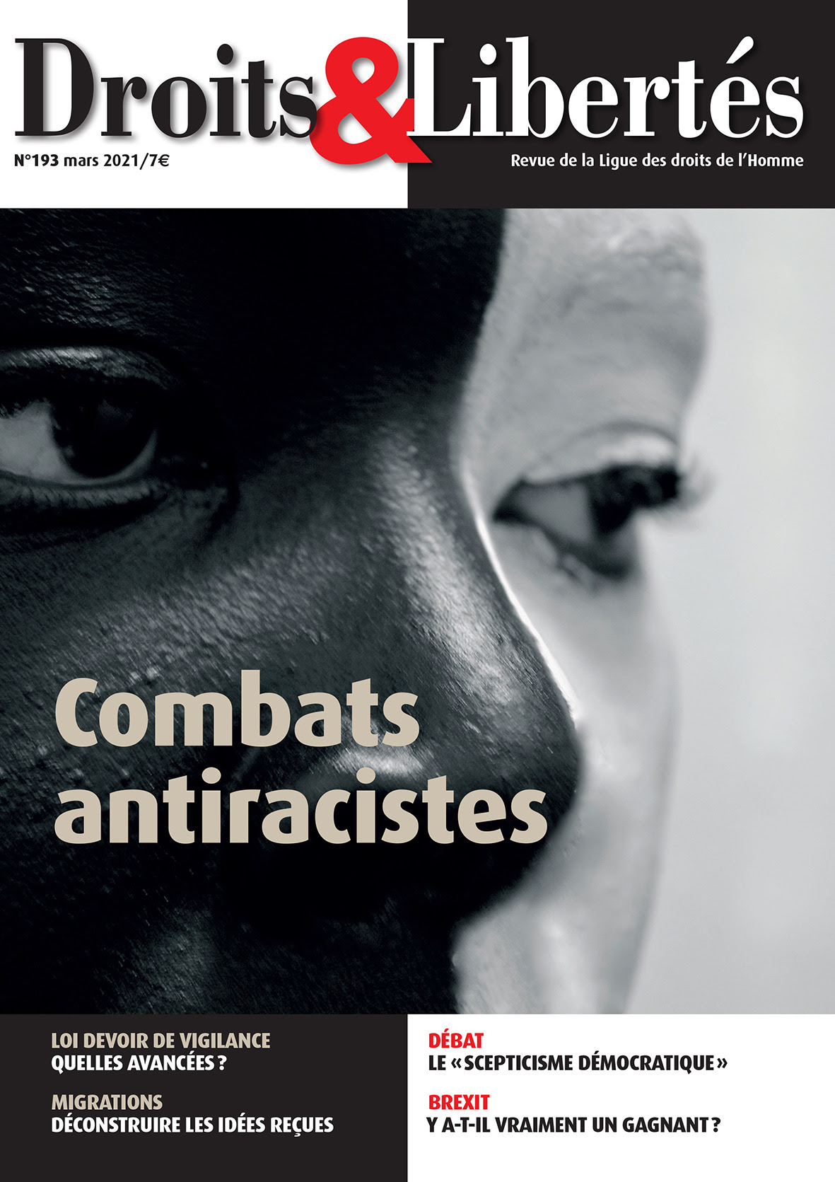 Combats antiracistes