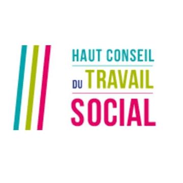 """Le Haut Conseil du Travail Social vous invite à un Webinaire intitulé """" Le travail social au défi de la crise sanitaire en France et au-delà de nos frontières """" mardi 11 mai 14h - 16H30"""