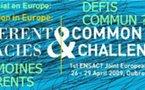Conférence internationale à Dubrovnik les du 26 au 29 avril 2009