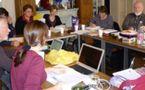 L'ANAS a accueilli les travailleurs sociaux européens de l'IFSW