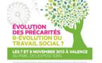 Evolution des précarités, R-évolution du travail social ? les 7 et 8 novembre à Valence avec la FNARS