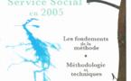 """RFSS N°217 : """"Service Social en 2005 - Les fondements de la méthode - Méthodologie et techniques"""""""