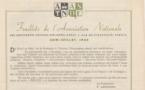 Feuillets de l'Association Nationale des Assistantes Sociales Diplômées d'Etat - Juin - Juillet 1946