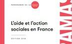 DREES - L'aide et l'action sociales en France - édition 2018